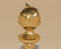 3d golden globe awards