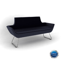 3d model sofa couch armchair