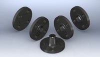 ¾ ANSI B16.5 CL150 Forged Flanges