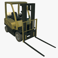 Forklift - High Resolution