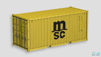 20 feet Container