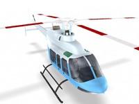 3d copter model