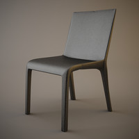 3d walter knoll gio chair