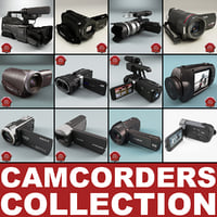 Camcorders Collection V5