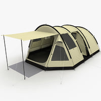 Camping Tent V3