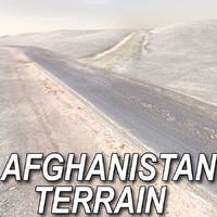 Afghanistan Terrain v1
