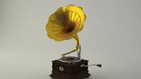 max old gramophone