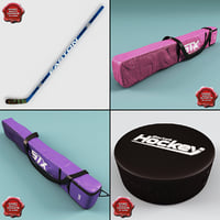 Hockey Stick Collection v3