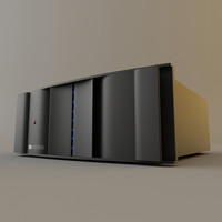 3d jbl synthesis power amplifier