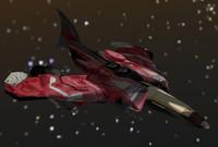 glider sharklane 3d model