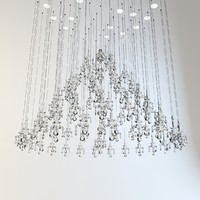 3ds max chandelier windfall