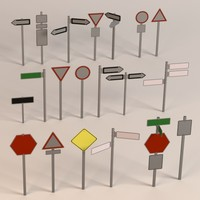 street signs 3ds