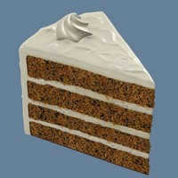 3dsmax slice cake