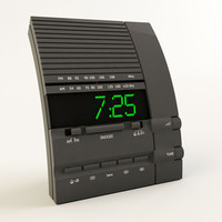 Clock Radio Alarm