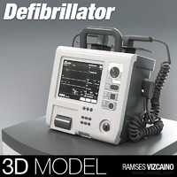 Defibrillator (Medical Supply)