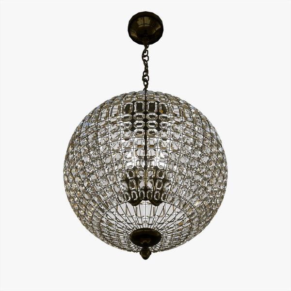 eichholtz lig04924 light 3d 3ds - eichholtz LIG04924 Light chandelier luster... by DriveSM
