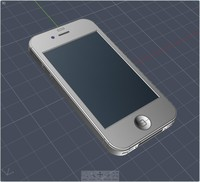 3d cad modeler iphone 4s