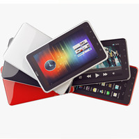 3d model tablet pc