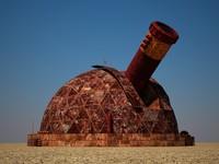 3ds sci fi observatory