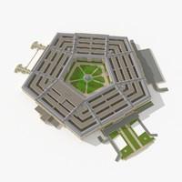 pentagon landmark max