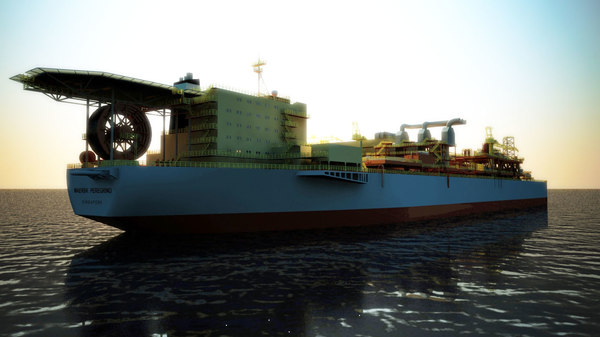maya time sale $390 fpso - FPSO Maersk Peregrino - LIMTED TIME SALE (WAS $390)... by blushoes