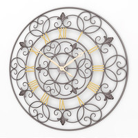 Decorative Wall Clock 12