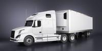 Semi truck VOLVO VN780