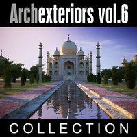 3d model archexteriors vol 6