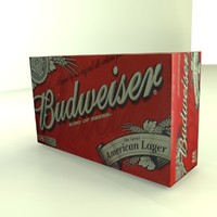 maya beer box budweiser