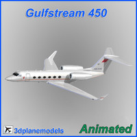 Gulfstream G450 Bahrain Royal Flight