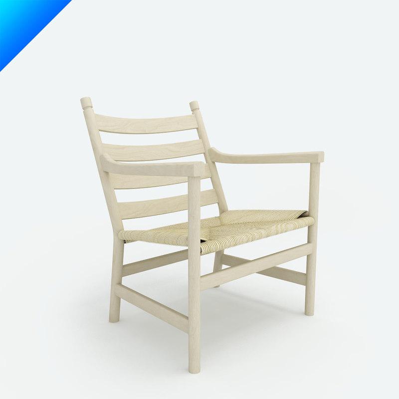 Maya Hans Wegner Ch44 Chair Design