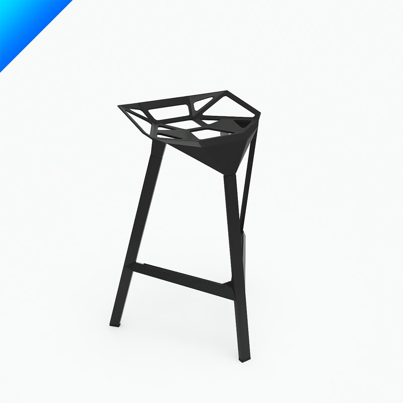 3d stool design konstantin grcic. Black Bedroom Furniture Sets. Home Design Ideas