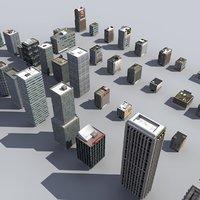 3ds city building