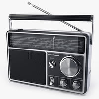 Radio National Panasonic RF1090
