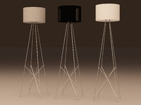 flos f2 floor lamp max