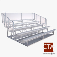 bleacher outdoor indoor max