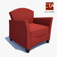 lounge chair 3d model