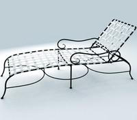 maya deckchair exterior