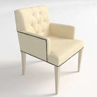 st germain chair 3d model