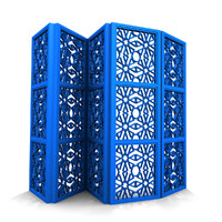 Islamic Folding Screen 3