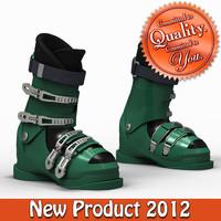 Down Hill Ski Boots