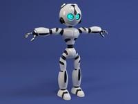 robot rm200 3d obj