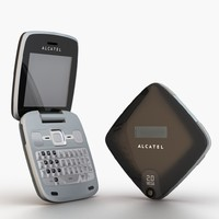 Mobile Phone Alcatel OT-808