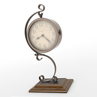 Mantel Clock 03