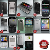 Cellphones Collection V52