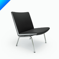 ch401 airline chair design 3d model