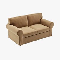 3d model ikea ektorp sofa