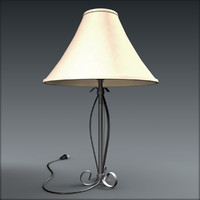 maya lamp