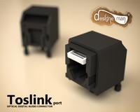 Toslink Port