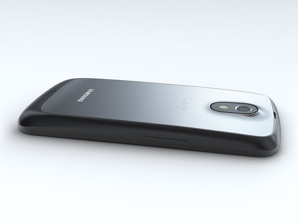 samsung galaxy nexus 3d model - Samsung Galaxy Nexus... by CGozzie